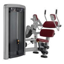 Posilňovací stroj na brušné svaly Life Fitness Insignia Abdominal