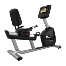 Recumbent Life Fitness Integrity S Base Discover ST
