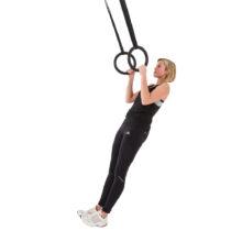 Gymnastické kruhy inSPORTline CF020