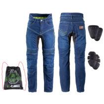 Pánske moto jeansy W-TEC Biterillo