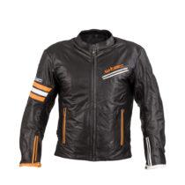 Kožená moto bunda W-TEC Brenerro