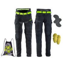 Pánske moto jeansy W-TEC Aredator