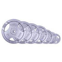 Sada oceľových kotúčov inSPORTline Hamerton 1,25-25 kg