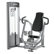 Tlaky na prsia Life Fitness Optima Chest Press