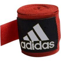 adidas BOXING CREPE BANDAGE 5X3,5 RD červená  - Boxerské bandáže
