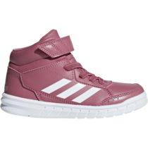 adidas ALTASPORT MID EL K ružová 35 - Detská voľnočasová obuv