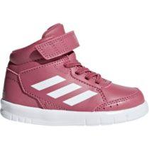 adidas ALTASPORT MID BTW K ružová 26 - Detská obuv