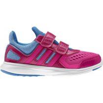 adidas HYPERFAST 2.0 CF K G ružová 4 - Dievčenská bežecká obuv
