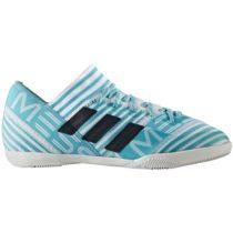 adidas NEMEZIZ MESSI TANGO 17.3 IN J biela 30 - Detská futbalová obuv