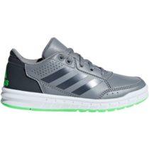 adidas ALTASPORT K sivá 28 - Detská voľnočasová obuv