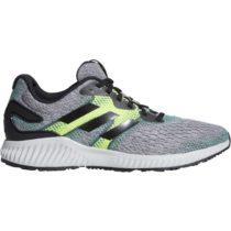 adidas AEROBOUNCE M šedá 11 - Pánska bežecká obuv