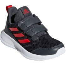 adidas ALTARUN CF K tmavo sivá 30 - Detská športová obuv