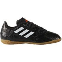 adidas CONQUISTO II IN J čierna 35 - Detská halová obuv
