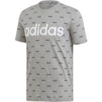 adidas CORE FAVOURITES TEE šedá XL - Pánske tričko