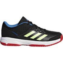 adidas COURT STABIL JR čierna 4 - Juniorská hádzanárska obuv