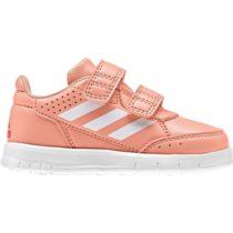 adidas ALTASPORT CF I oranžová 24 - Športová detská obuv