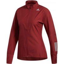 adidas RESPONSE JACKET červená XS - Dámska bunda