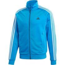 adidas CLASSICS TRICOT JACKET modrá S - Pánska bunda