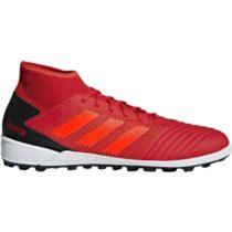 adidas PREDATOR TANGO 19.3 TF červená 9 - Pánske turfy