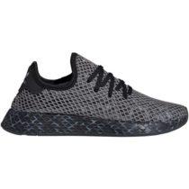 adidas DEERUPT RUNNER šedá 8 - Pánska voľnočasová obuv
