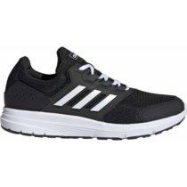 adidas GALAXY 4 čierna 11.5 - Pánska bežecká obuv