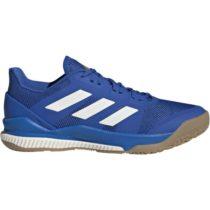 adidas STABIL BOUNCE modrá 11.5 - Pánska halová obuv