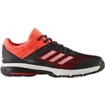 adidas EXADIC čierna 7.5 - Pánska hádzanárska obuv