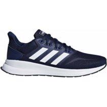 adidas RUNFALCON modrá 8.5 - Pánska bežecká obuv