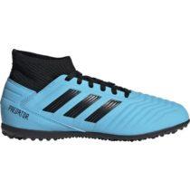adidas PREDATOR 19.3 TF J modrá 3.5 - Detské turfy