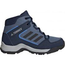 adidas HYPERHIKER K tmavo modrá 6.5 - Detská turistická obuv