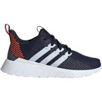 adidas QUESTAR FLOW K tmavo modrá 6 - Detská voľnočasová obuv