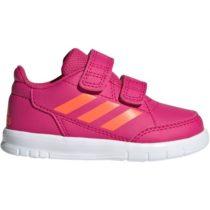 adidas ALTASPORT CF I ružová 20 - Detská voľnočasová obuv