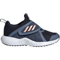 adidas FORTARUN X CF K modrá 31 - Dievčenská voľnočasová obuv