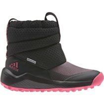 adidas RAPIDASNOW C čierna 32 - Detská zimná obuv