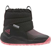 adidas RAPIDASNOW I čierna 23 - Detská zimná obuv