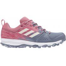 adidas GALAXY TRAIL W ružová 6.5 - Dámska obuv