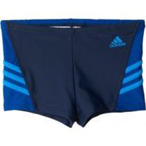 adidas INSPIRATION BOXER BOYS modrá 158 - Chlapčenské plavky