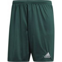 adidas PARMA 16 SHORT JR tmavo zelená 128 - Juniorské futbalové trenky
