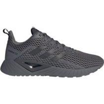 adidas QUESTAR CLIMACOOL tmavo sivá 10 - Pánska obuv na voľný čas