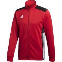 adidas REGI18 PES JKT červená XL - Pánska futbalová bunda