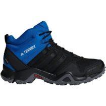 adidas TERREX AX2R MID GTX modrá 9.5 - Pánska treková obuv