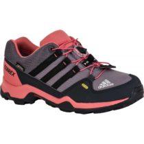adidas TERREX GTX K ružová 35 - Detská obuv