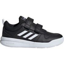 adidas VECTOR C biela 34 - Detská voľnočasová obuv