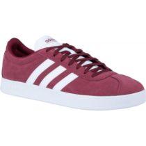 adidas VL COURT 2.0 červená 12 - Pánska obuv