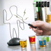Alkoholová hra Horúci drôt