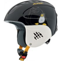 Alpina Sports CARAT čierna (48 - 52) - Detská lyžiarska prilba