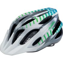 Alpina Sports FB JUNIOR 2.0 FLASH zelená (50 - 55) - Detská cyklistická prilba