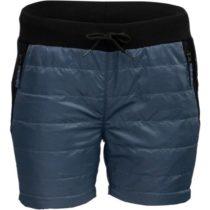 ALPINE PRO ABENO 2 modrá XL - Dámske zateplené kraťasy