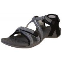 ALPINE PRO BRERA sivá 39 - Dámska letná obuv