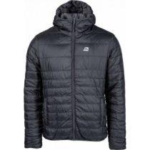 ALPINE PRO CHRYSLER 2 šedá M - Pánska zimná bunda